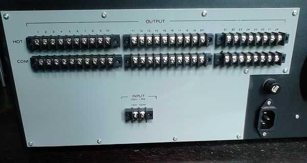 Speaker Selector 28CH