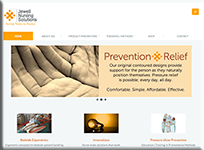 Jewell Nursing Solutions - WordPress Websites and Training - Sara Ohara