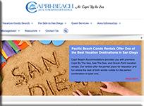 San Diego Capri Beach Accommodations