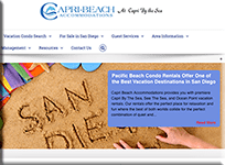 San Diego Capri Beach Accommodations