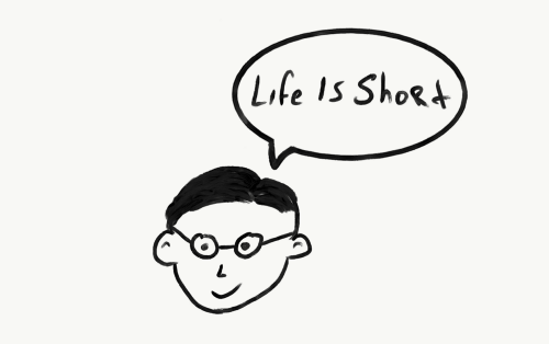 Life Is Short- Wordpress Websites and Training - Sara Ohara