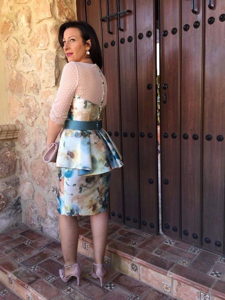 Vestido ideal - Olga L. - Diseñadora Sara Ostos