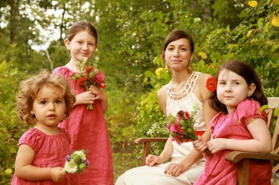 3 Flower Girl Dresses