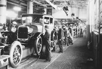 Ford Dearborn Fabrikası