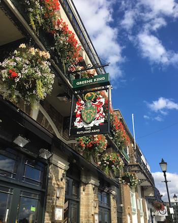 Rutland Arms, Hammersmith