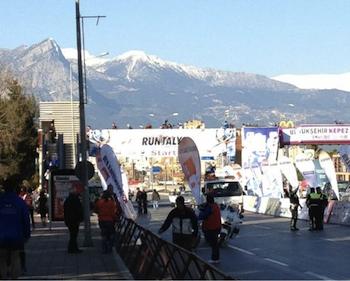 Runtalya 2012 Start