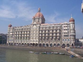 Taj Hotel Bombay