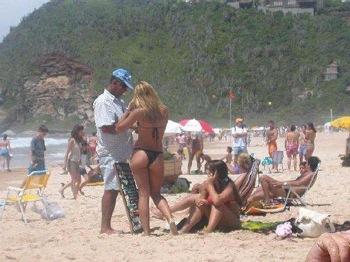 Rio Ipanema Plajı