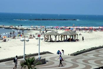 Tel Aviv Kumsal