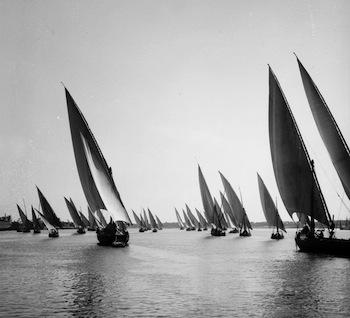 Tekneler, Kahire