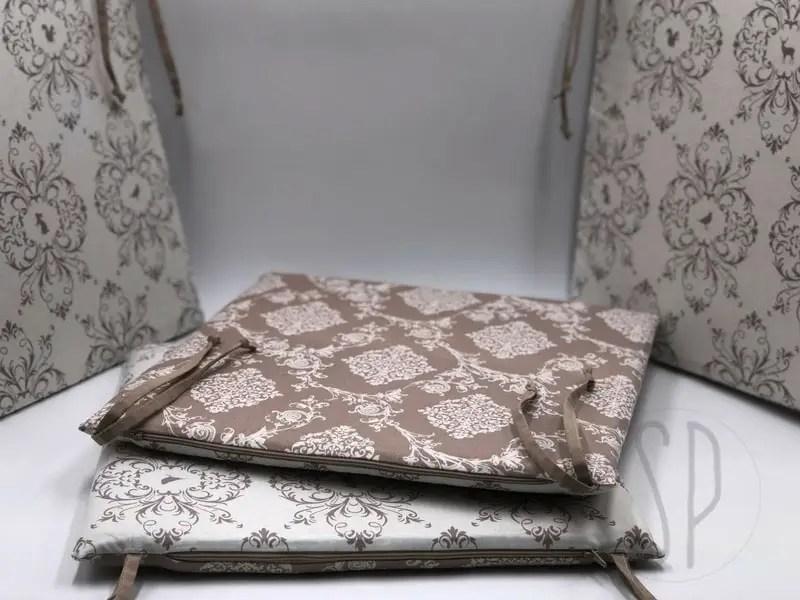 Coprisedie con 4 pezzi moderno coprisedia elastico coprisedia seduta coprisedia antimacchia coprisedia molto facile da pulire e di lunga durata per la sala. Come Cucire Il Cuscino Coprisedia Per La Cucina Anteprima Sara Poiese Sewcialist