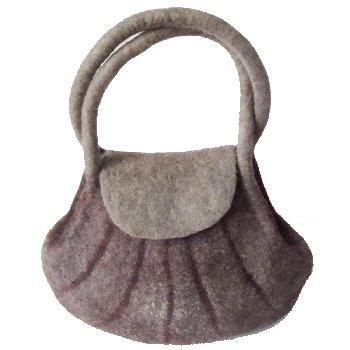 accessory Felt bag merino