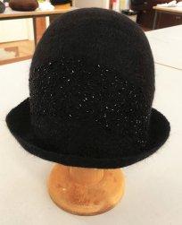 Black hat in progress