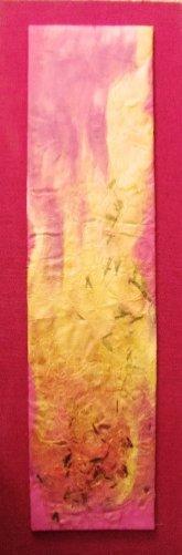 sara quail embellished silk paper