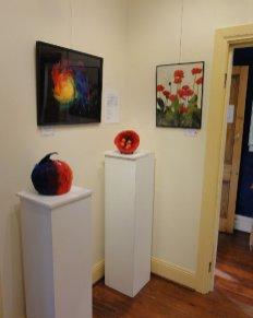 textile exhibition galllery