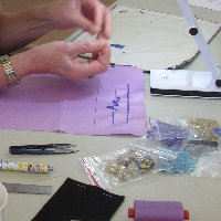 perth workshop beading