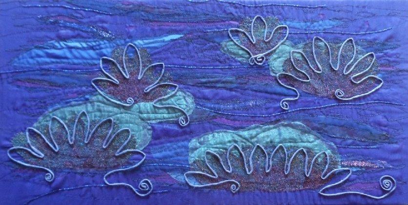 sara quail wire and fabric