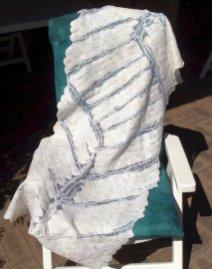 Deconstructed nuno wrap