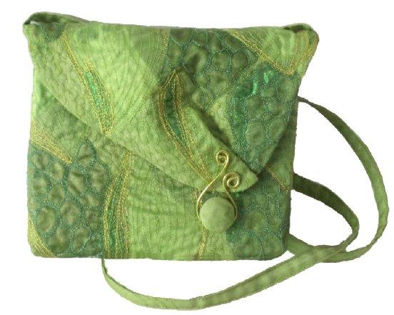 Sara quail evening bag