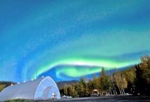 Alaska Northern Lights Chena Hot Springs