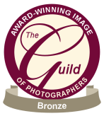 Guild of Photographers Bronze award