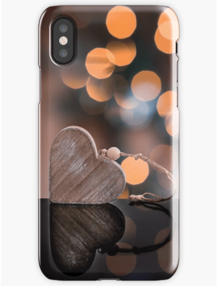 Love Heart iPhone cases