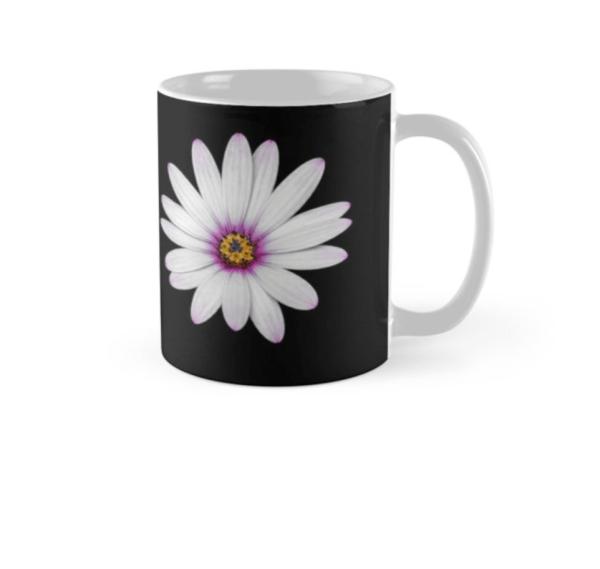 African Daisy mugs