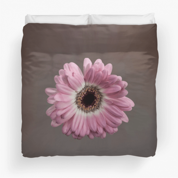 Gerbera duvet cover - king sized