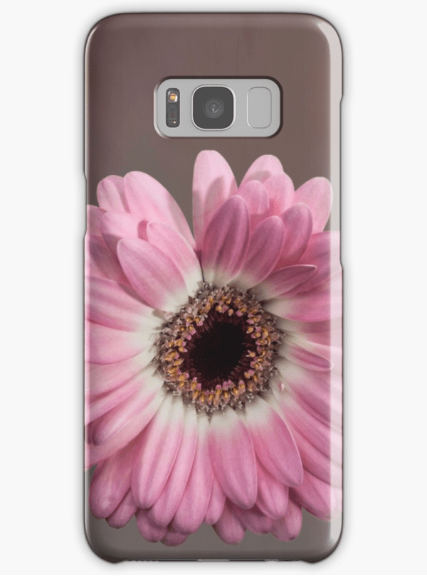 Gerbera Samsung Galaxy phone case