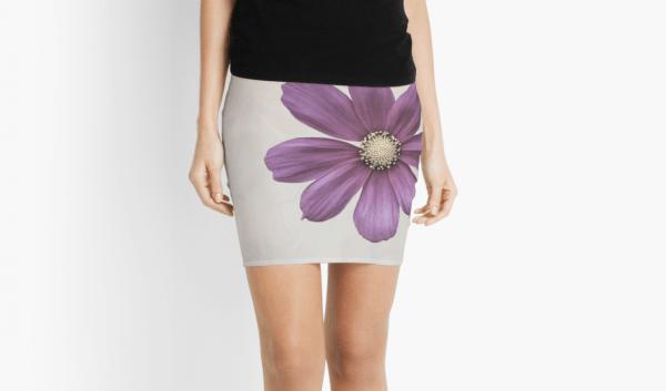 Cosmos Flower Skirt