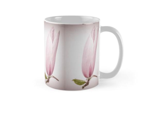 Magnolia Flower mugs