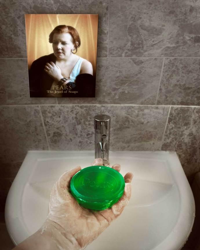 1920 vs 2020 soap