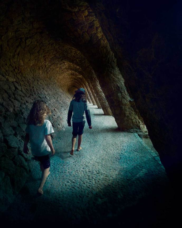 spooky images - creepy shadows!