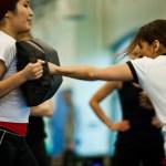 Sara Punching