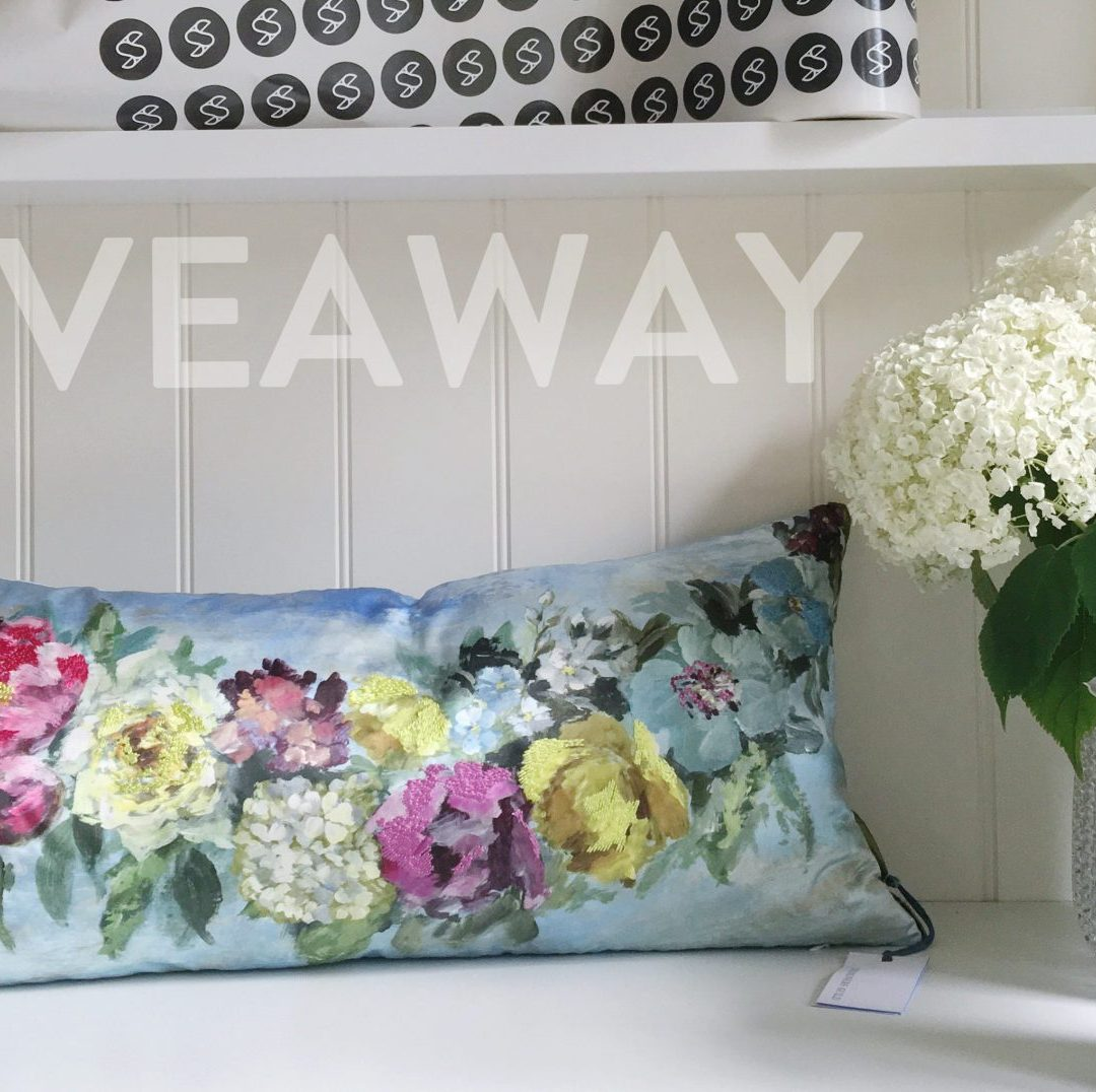 Summer Cushion Giveaway