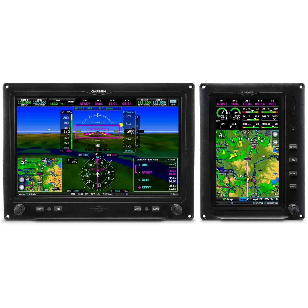 hight resolution of click to view g3x touch for certificated aircraft full image