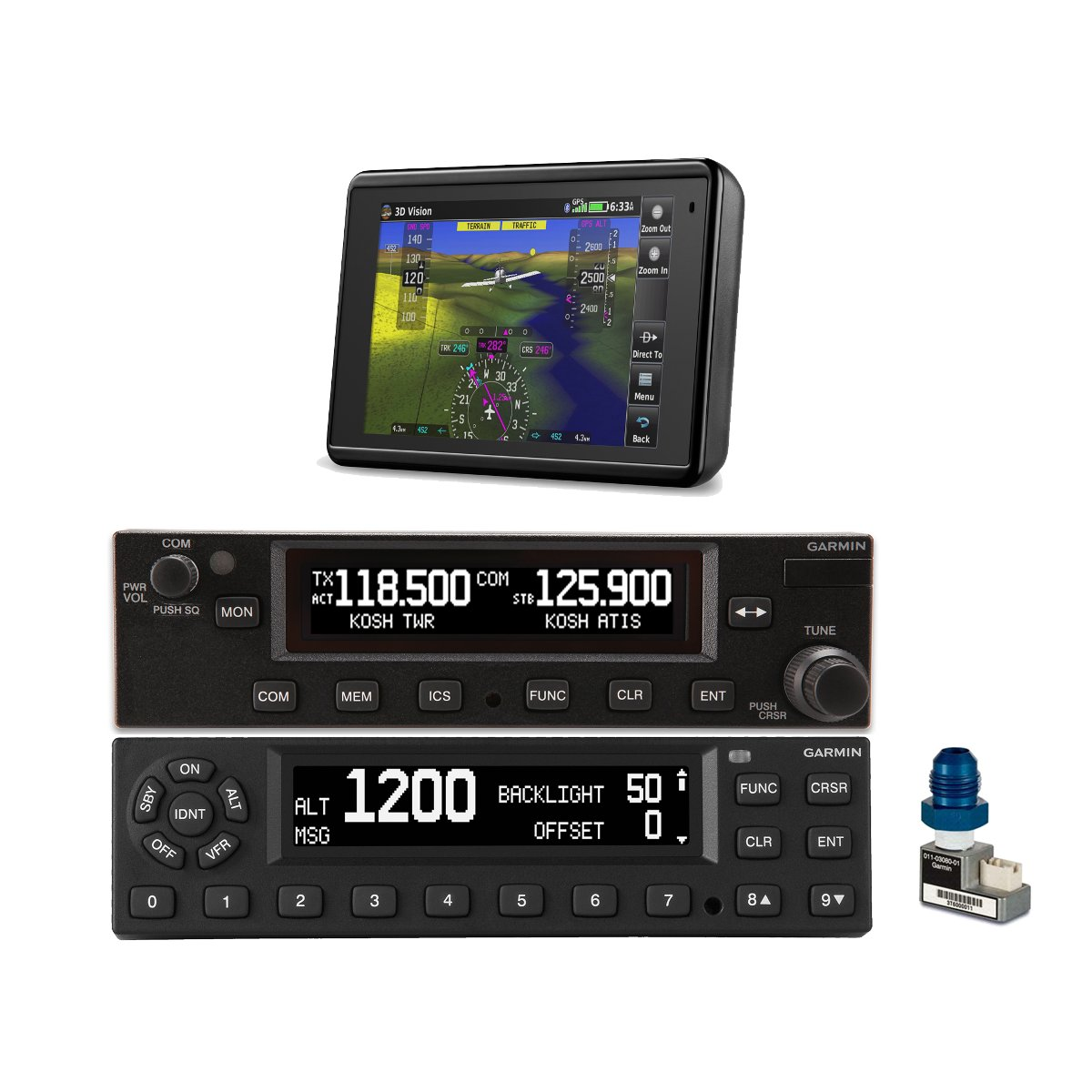 hight resolution of click to view garmin gps package full image