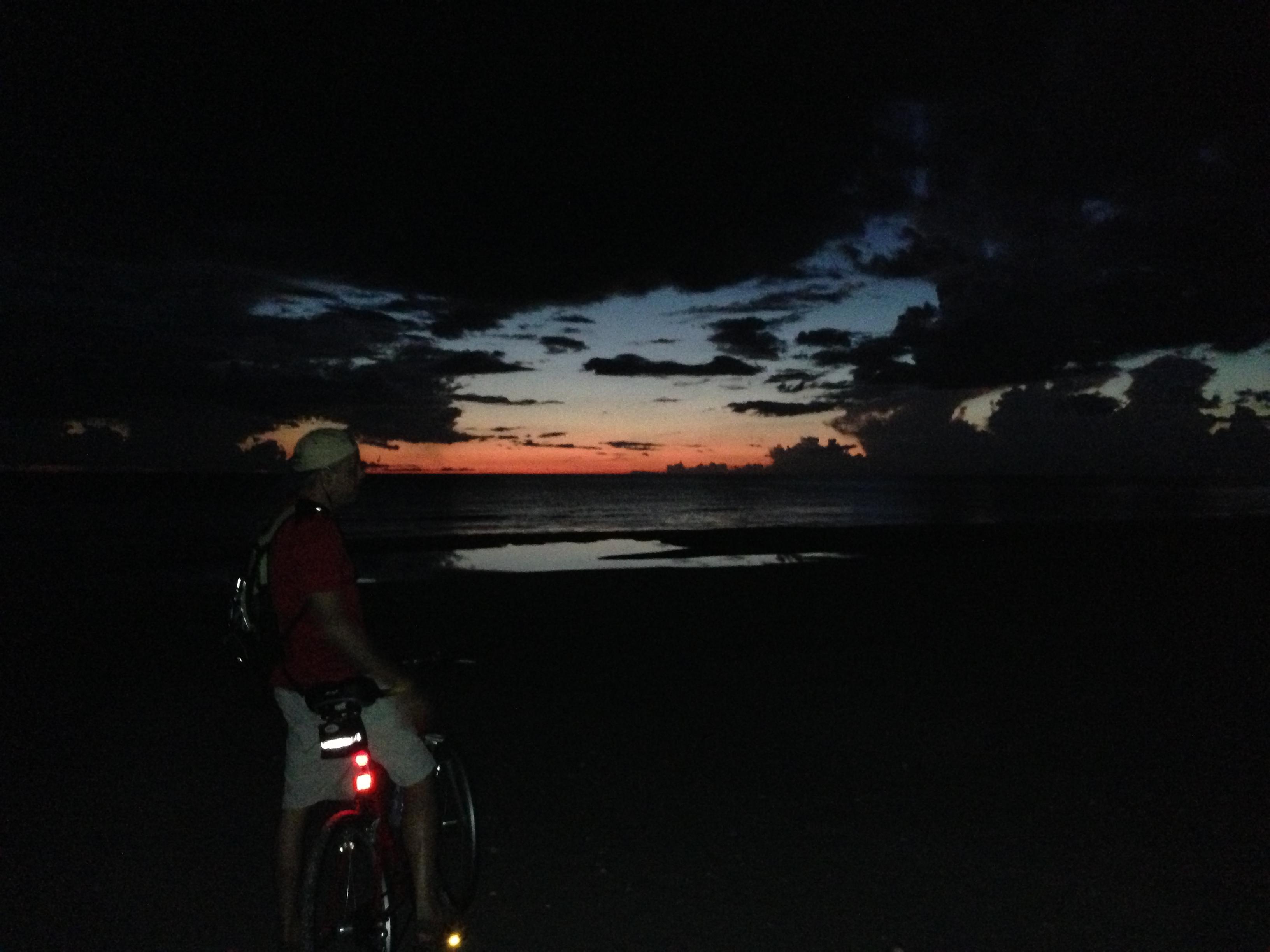 Urban Night Ride
