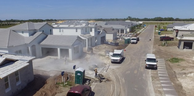 Lakewood Ranch new home construction