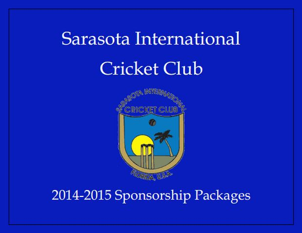 2014 Sponsor Package Cover