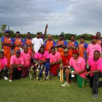 A Weekend Full of Softball Cricket
