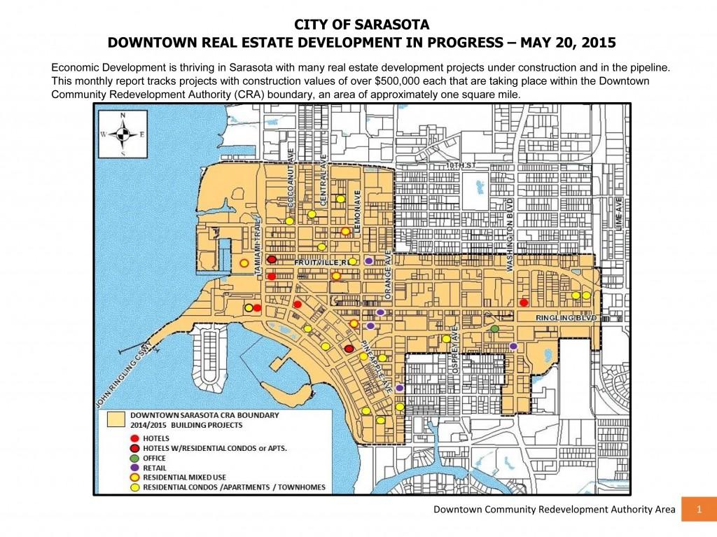 Area Florida Map Central