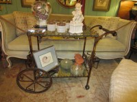 Vintage Beverage Cart  Ill Drink to That!   More Cool Stuff
