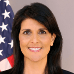 Nikki Haley: U.S. Should Boycott 2022 Winter Olympics in China Because It Commits Genocide
