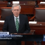 Mitch McConnell Blasts Joe Biden for Trying to Make Americans Fund Abortions
