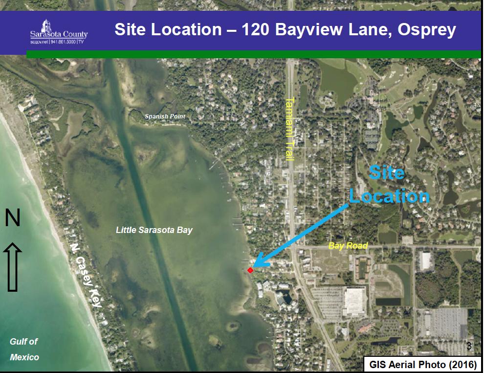 Sarasota Crew Application For New Docks And Boat Slips On