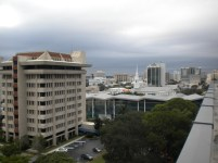 Sarasota views from the Spector Building.