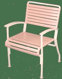 Vinyl Strap Repair | Furniture Repair Clearwater
