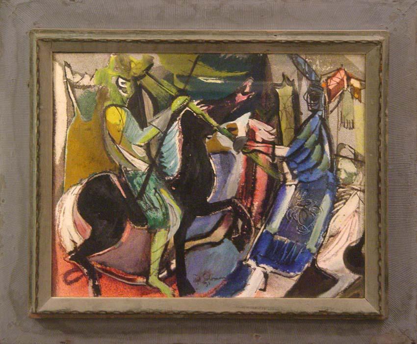 Syd Solomon Dabbert Gallery