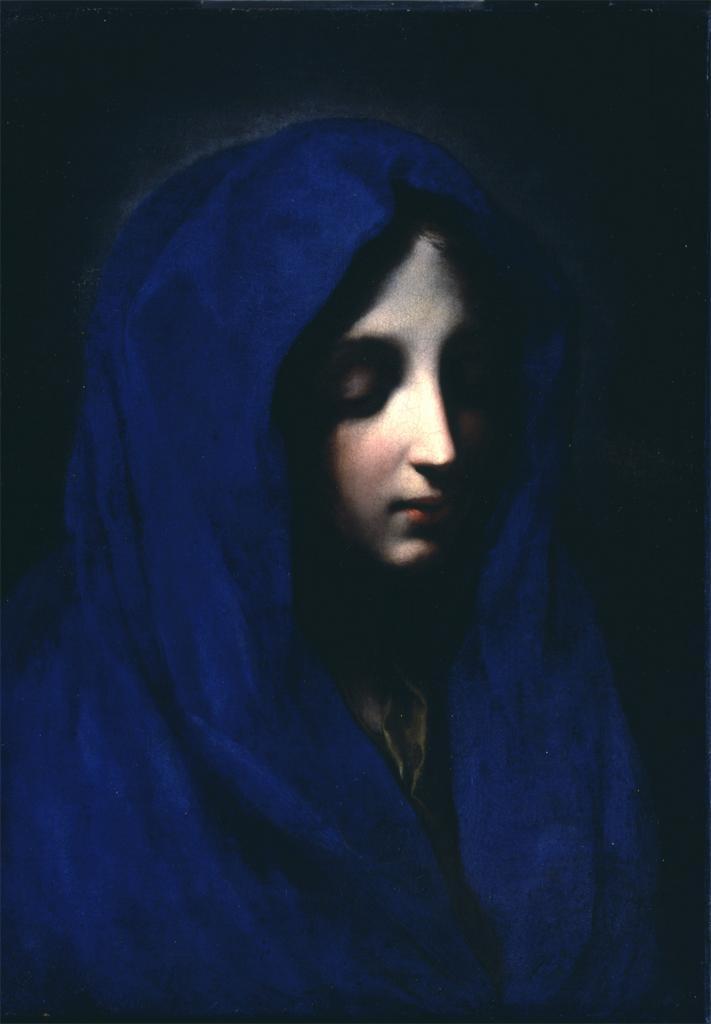 Carlo-Dolci-Blue-Madonna